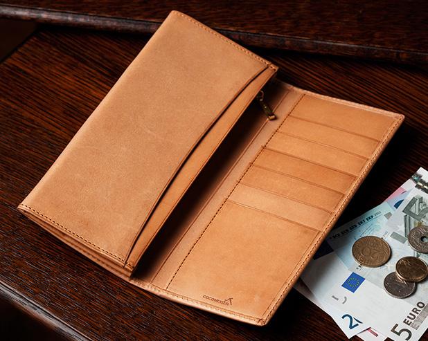 パティーナ 長財布